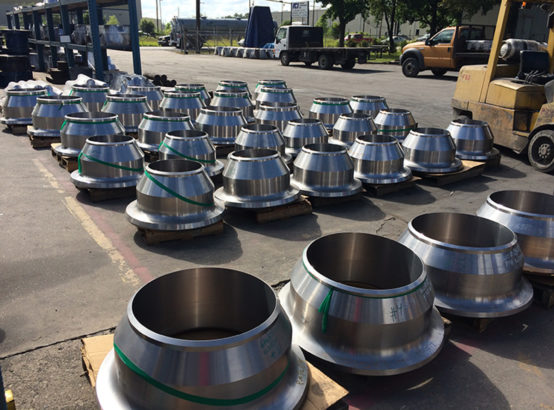 Forged Components forged rings manufacturer