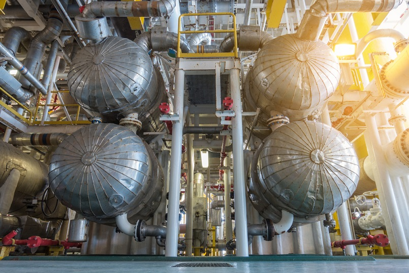 Pressure vessel components manufacturers