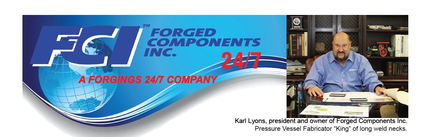 Karl Lyons the King of Long Weld Neck Flanges