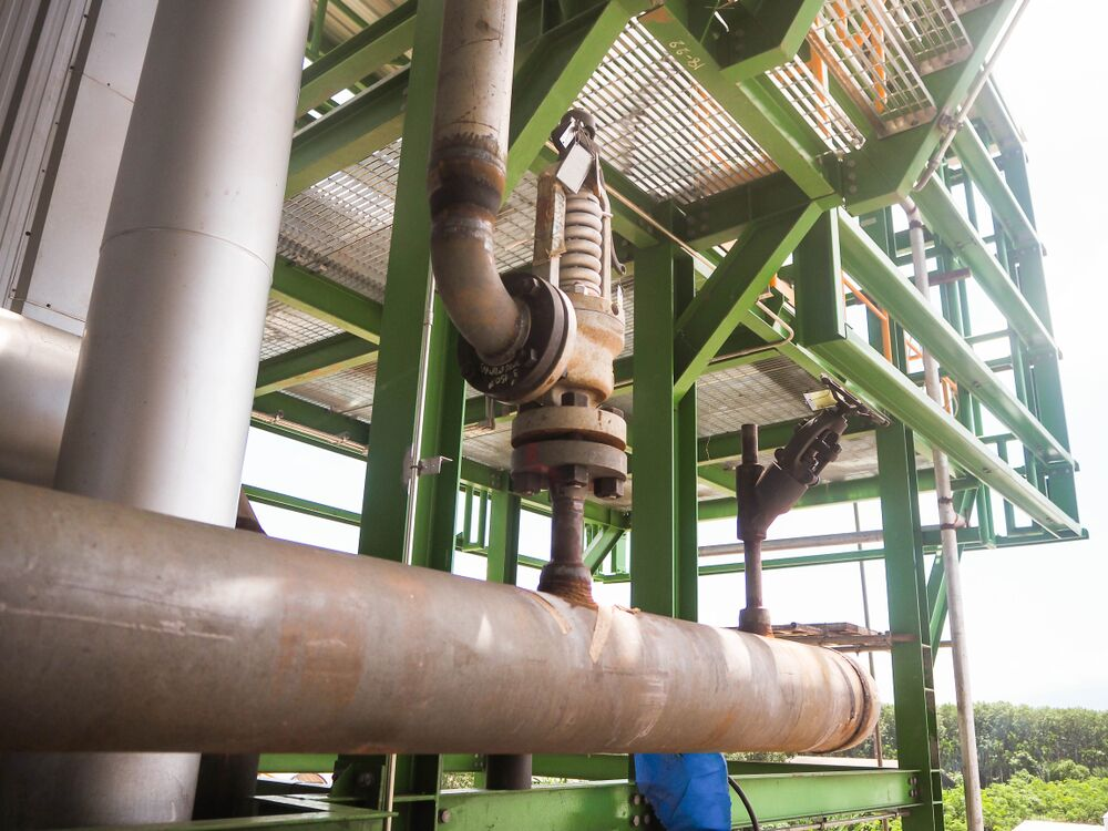 ASME pressure vessel connections manufacturing