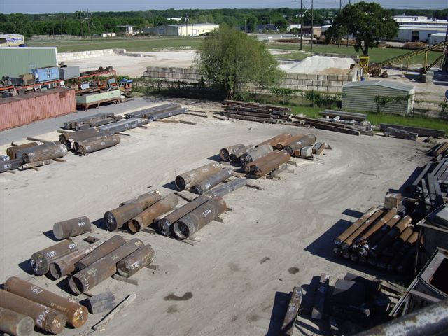 Steel used by one of the premier forge flange suppliers in the world, FCI