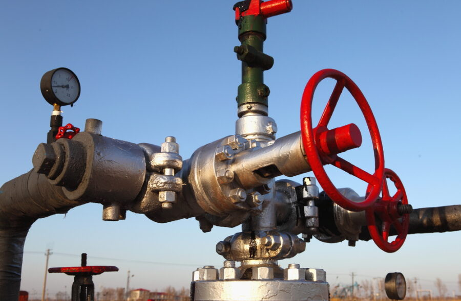 Production wellhead from a wellhead casing manufacturer