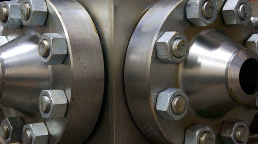 API Flanges for Industrial High-Pressure Applications